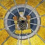 Сошествие Св.Духа на апостолов в день Пятидесятницы. Собор св.Марка, Венеция, XII в., Константинопольская школа
