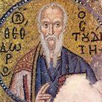 Преподобный Феодор Студит, исповедник