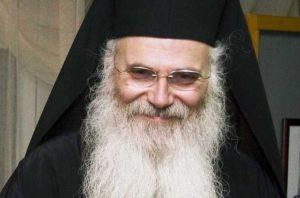 Митрополит Месогейский и Лавреотикийский Николай (Элладская Православная Церковь)