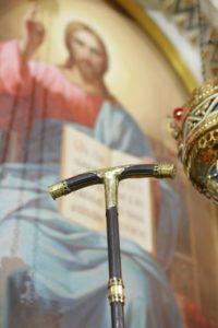 Посох святителя Петра